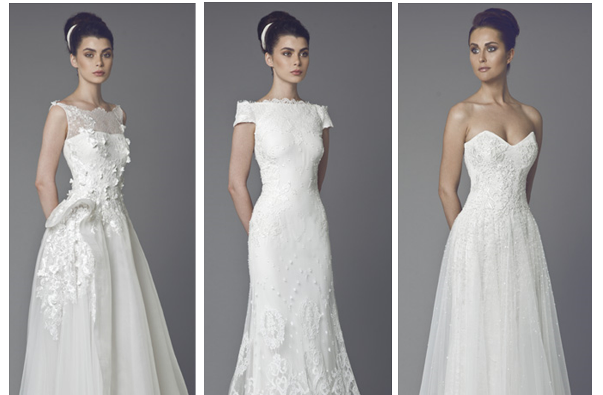 Tony Ward Bridal 2015 – A Leaf of Faith