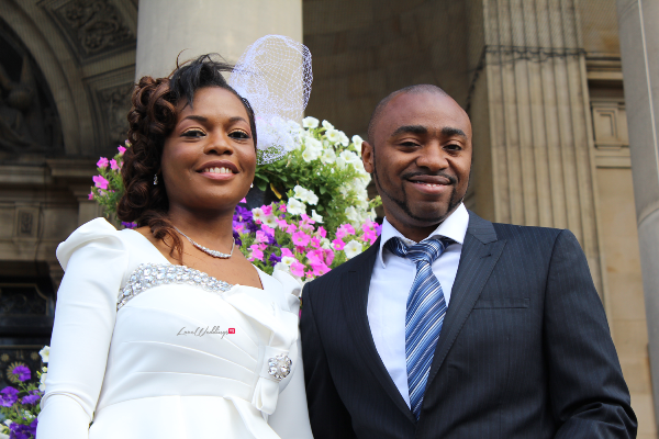 Uche and Chidi Registry LoveweddingsNG6