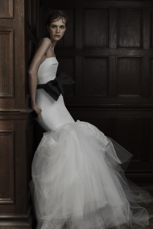 Vera Wang Spring 2016 Collection - Hotel Madrid LoveweddingsNG7