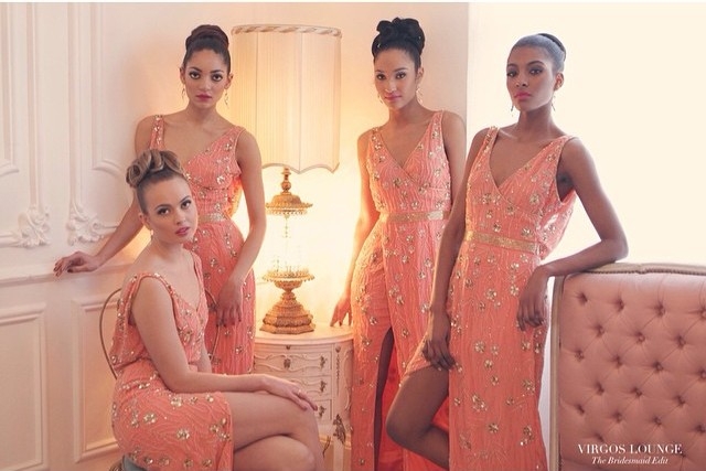 Virgos Lounge Bridesmaid Edit Summer 2015 Cookie LoveweddingsNG