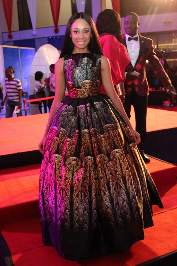 Vodafone Ghana Music Awards 2015 - Deborah Vanessa LoveweddingsNG