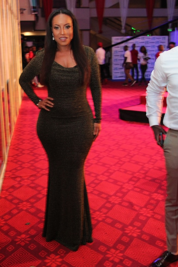 Vodafone Ghana Music Awards 2015 - Joselyn Dumas LoveweddingsNG