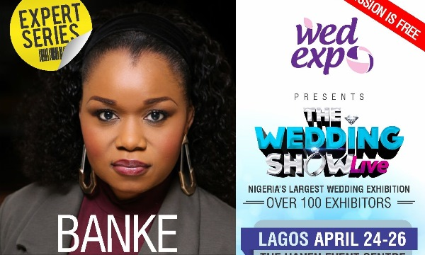 10 Reasons To Be At Wed Expo Lagos This Weekend