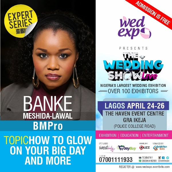 Wed Expo Lagos LoveweddingsNG