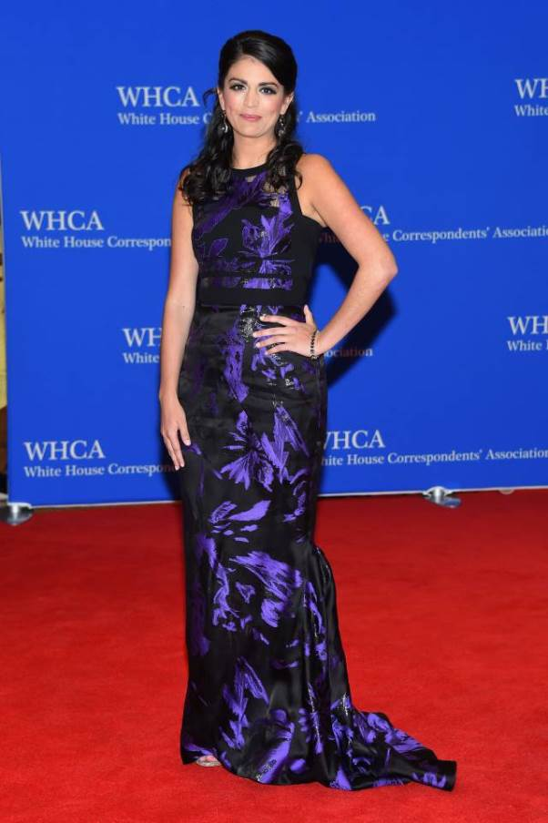 White House Correspondents Dinner - Cecily Strong LoveweddingsNG