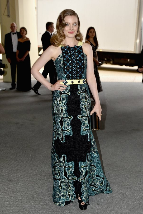 White House Correspondents Dinner - Gillian Jacobs LoveweddingsNG