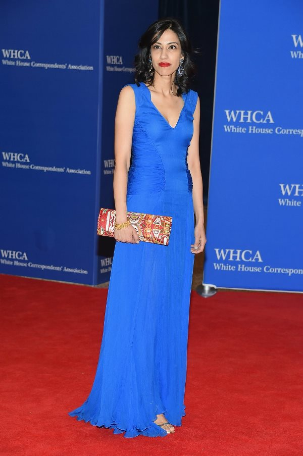 White House Correspondents Dinner - Huma Abedin LoveweddingsNG