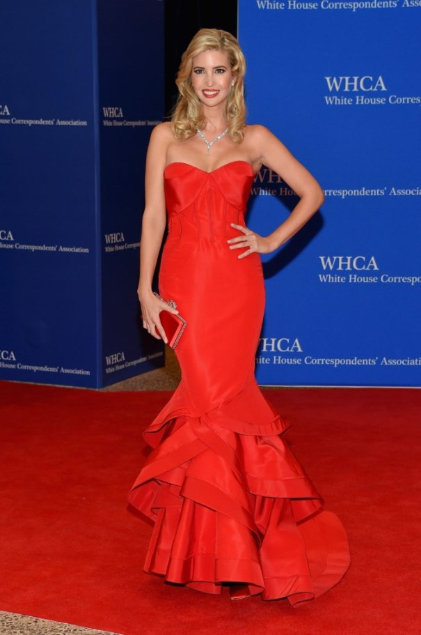 White House Correspondents Dinner - Ivanka Trump LoveweddingsNG