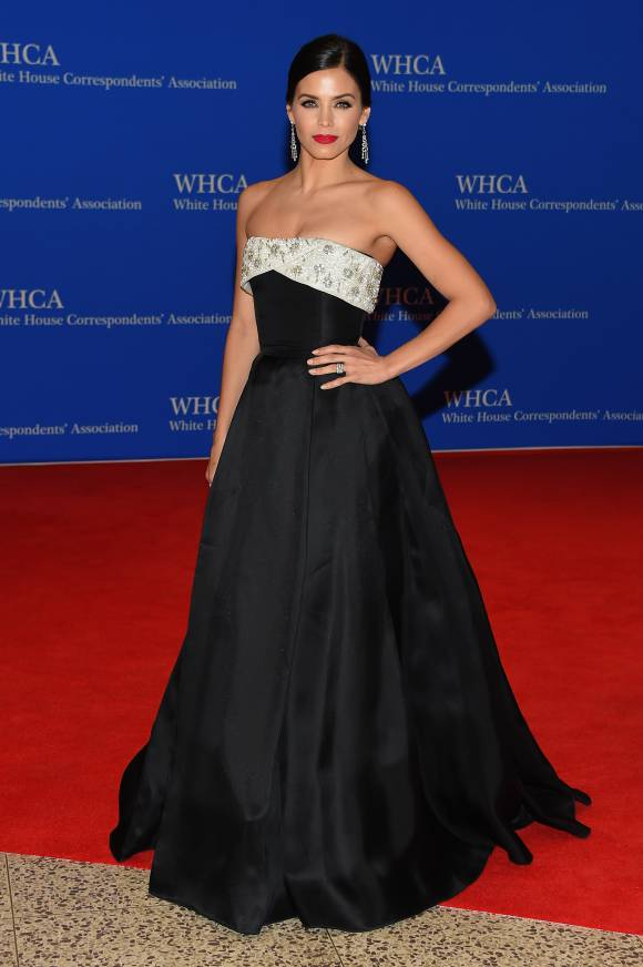 White House Correspondents Dinner - Jenna Dewan Tatum LoveweddingsNG
