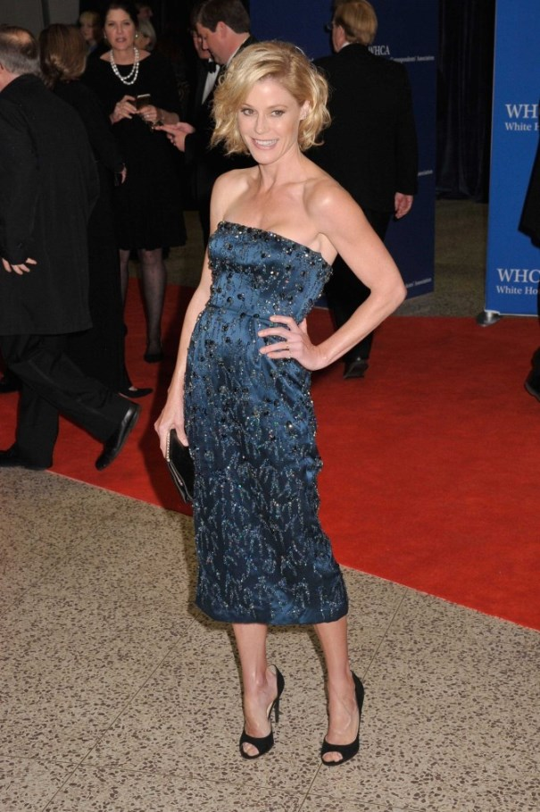 White House Correspondents Dinner - Julie Bowen LoveweddingsNG