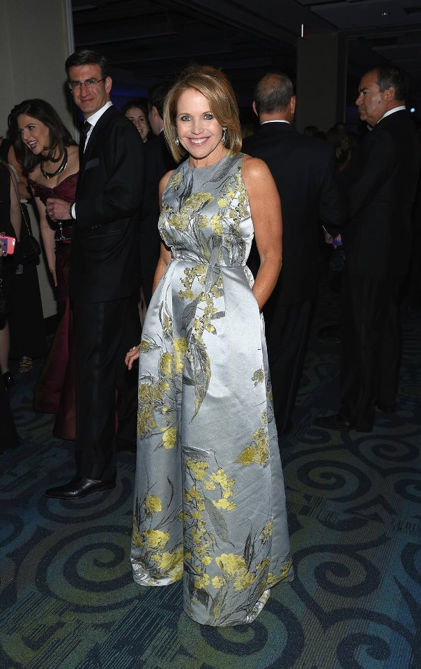 White House Correspondents Dinner - Katie Couric LoveweddingsNG