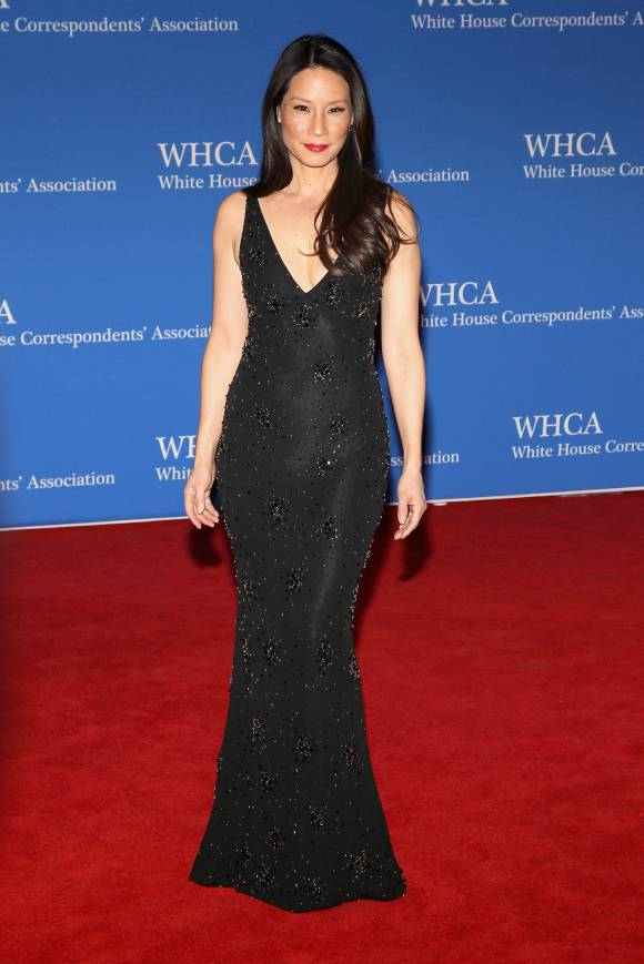 White House Correspondents Dinner - Lucy Lui LoveweddingsNG