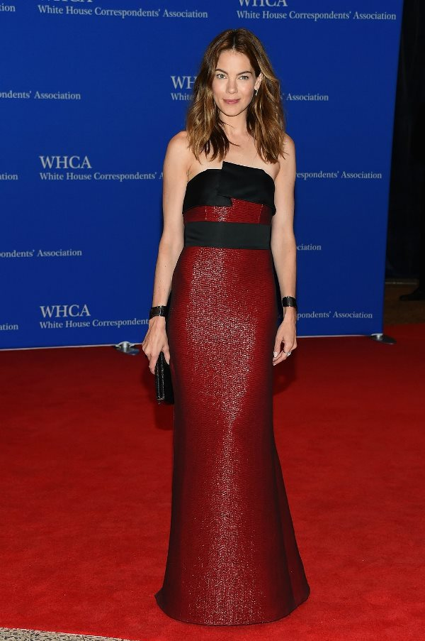 White House Correspondents Dinner - Michelle Monaghan LoveweddingsNG