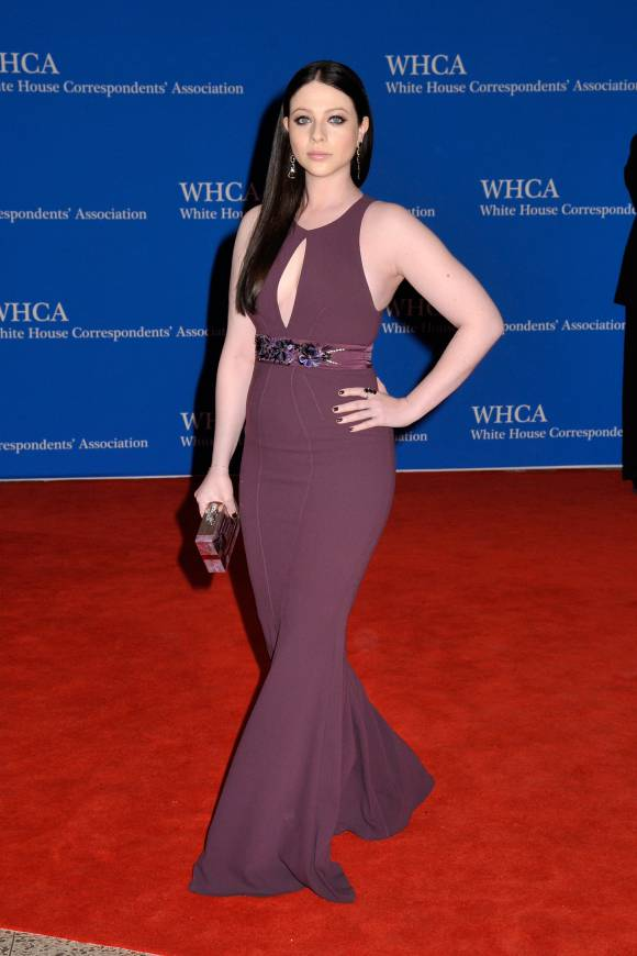 White House Correspondents Dinner - Michelle Trachtenberg LoveweddingsNG