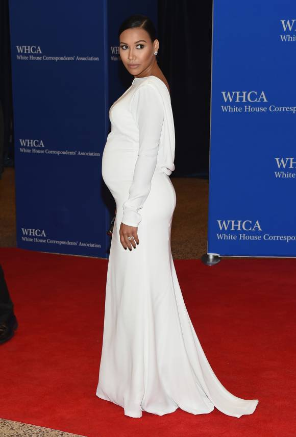 White House Correspondents Dinner - Naya Rivera LoveweddingsNG