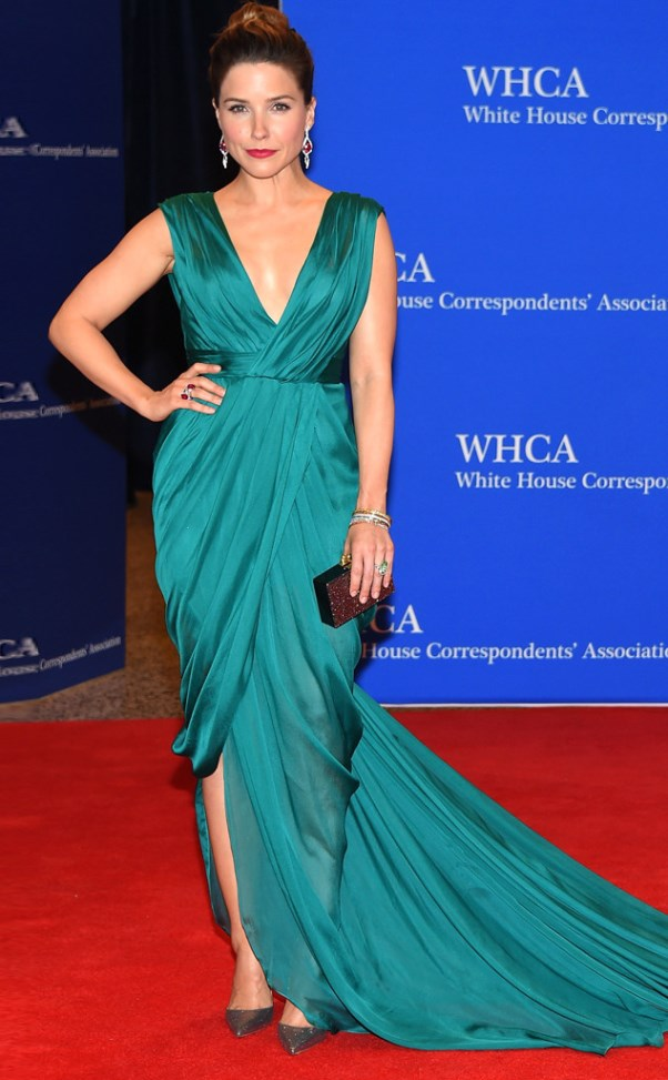 White House Correspondents Dinner - Sophia Bush LoveweddingsNG