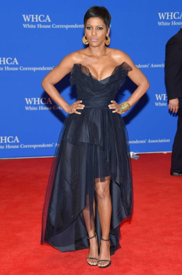 White House Correspondents Dinner - Tamron Hall LoveweddingsNG