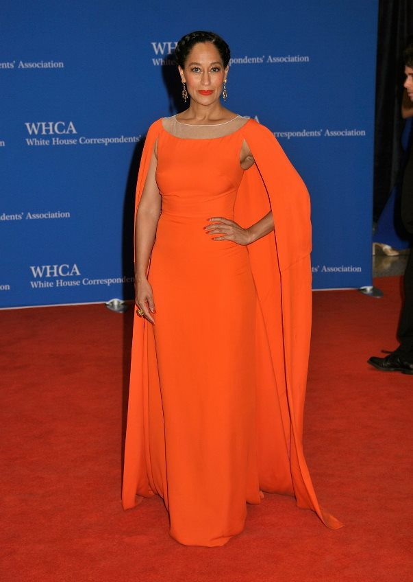 White House Correspondents Dinner - Tracee Elis Ross LoveweddingsNG