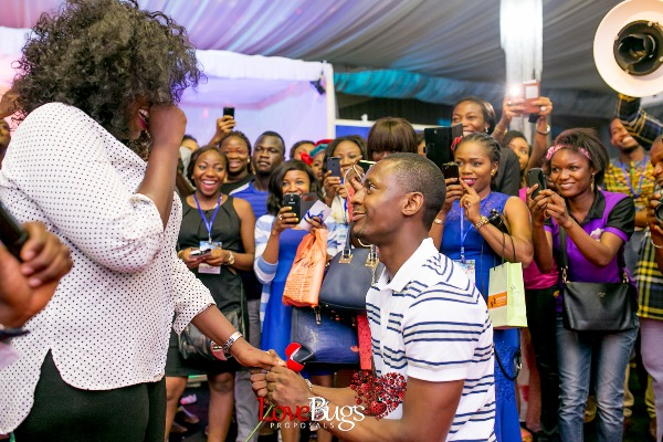 Zainab Azeez Damilola Wed Expo Proposal LoveweddingsNG11