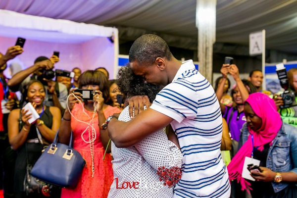 Zainab Azeez Damilola Wed Expo Proposal LoveweddingsNG14