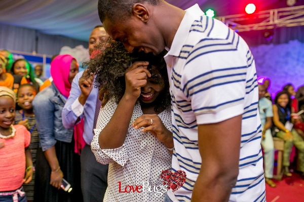 #WedExpo2015: Surprise Proposal for Our Vendor – Zainab Azeez (ZA Makeovers)