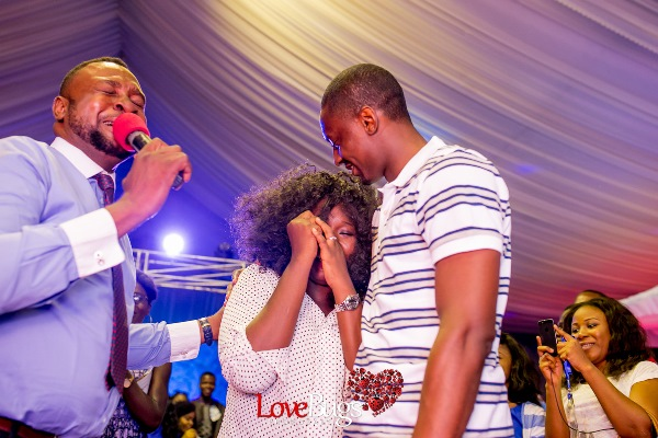 Zainab Azeez Damilola Wed Expo Proposal LoveweddingsNG18