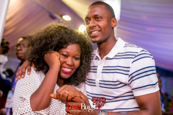 Zainab Azeez Damilola Wed Expo Proposal LoveweddingsNG22