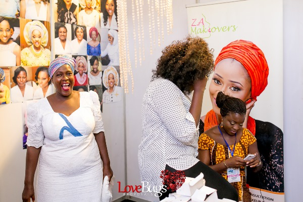 Zainab Azeez Damilola Wed Expo Proposal LoveweddingsNG23