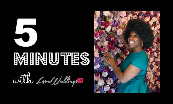 5 minutes with Barbara Afmena Events LoveweddingsNG
