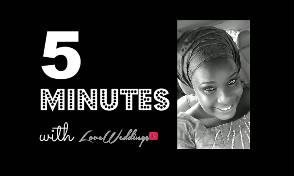 5 minutes with Data The Gift Haven LoveweddingsNG
