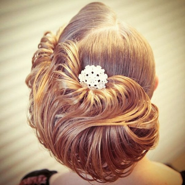 Bridal Hair Inspiration Farrukh Shamuratov LoveweddingsNG14