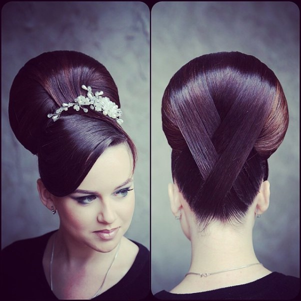 Bridal Hair Inspiration Farrukh Shamuratov LoveweddingsNG18