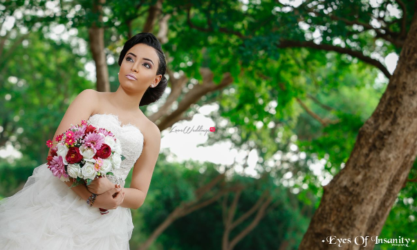 Bridal Inspiration: Park Themed Bridal Shoot