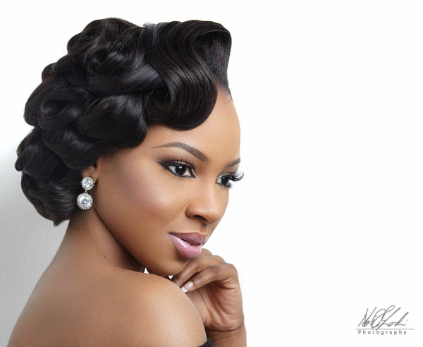 Bridal Makeup Inspiration Beauty Boudoir, Charis Hair and AO Photography LoveweddingsNG - Annabel