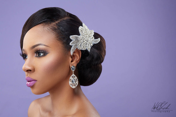 Bridal Makeup Inspiration Beauty Boudoir, Charis Hair and AO Photography LoveweddingsNG - Ruby