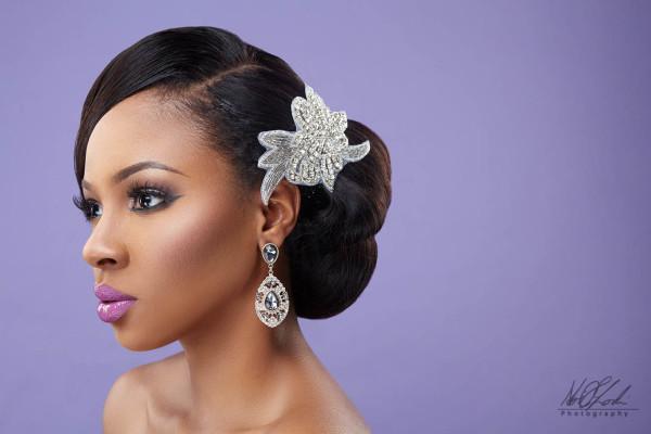 Bridal Makeup Inspiration Beauty Boudoir, Charis Hair and AO Photography LoveweddingsNG - Ruby