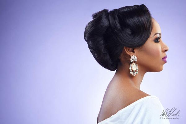 Bridal Makeup Inspiration Beauty Boudoir, Charis Hair and AO Photography LoveweddingsNG - Stella1