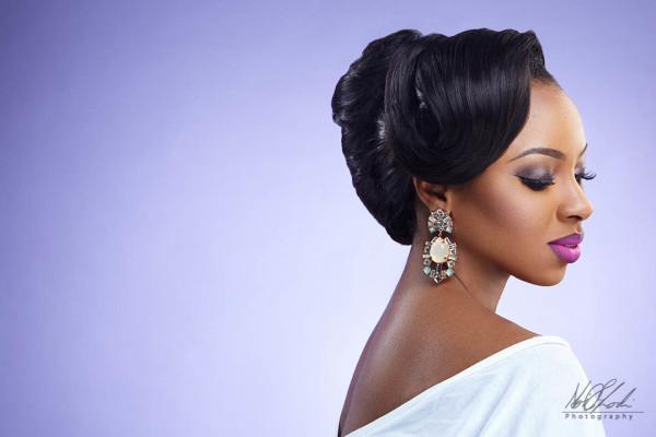 Bridal Makeup Inspiration Beauty Boudoir, Charis Hair and AO Photography LoveweddingsNG - Stella2