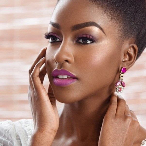 Bridal Makeup Inspiration by Joy Adenuga LoveweddingsNG5