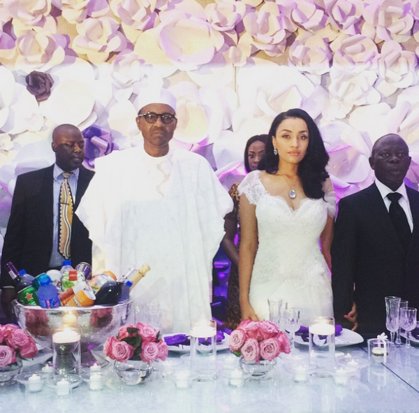 Governor Adams Oshiomole weds Lara Fortes LoveweddingsNG17