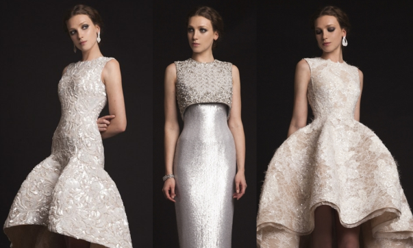 Krikor Jabotian SS 2015 Collection – The Last Spring LoveweddingsNG feat
