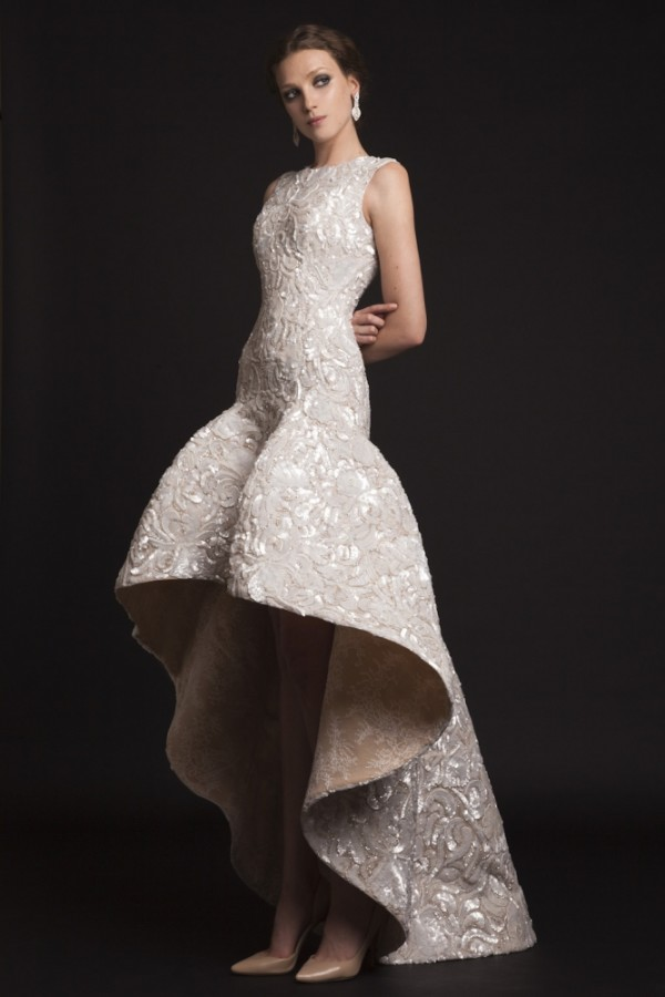 Krikor Jabotian SS 2015 Collection – The Last Spring LoveweddingsNG