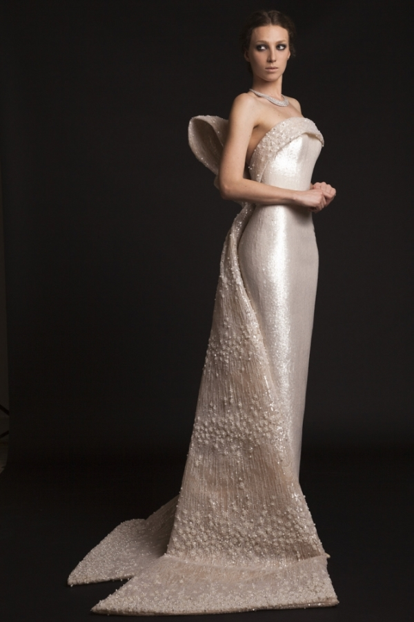 Krikor Jabotian SS 2015 Collection – The Last Spring LoveweddingsNG15