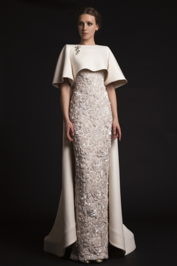 Krikor Jabotian SS 2015 Collection – The Last Spring LoveweddingsNG17