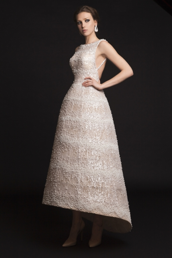 Krikor Jabotian SS 2015 Collection – The Last Spring LoveweddingsNG23