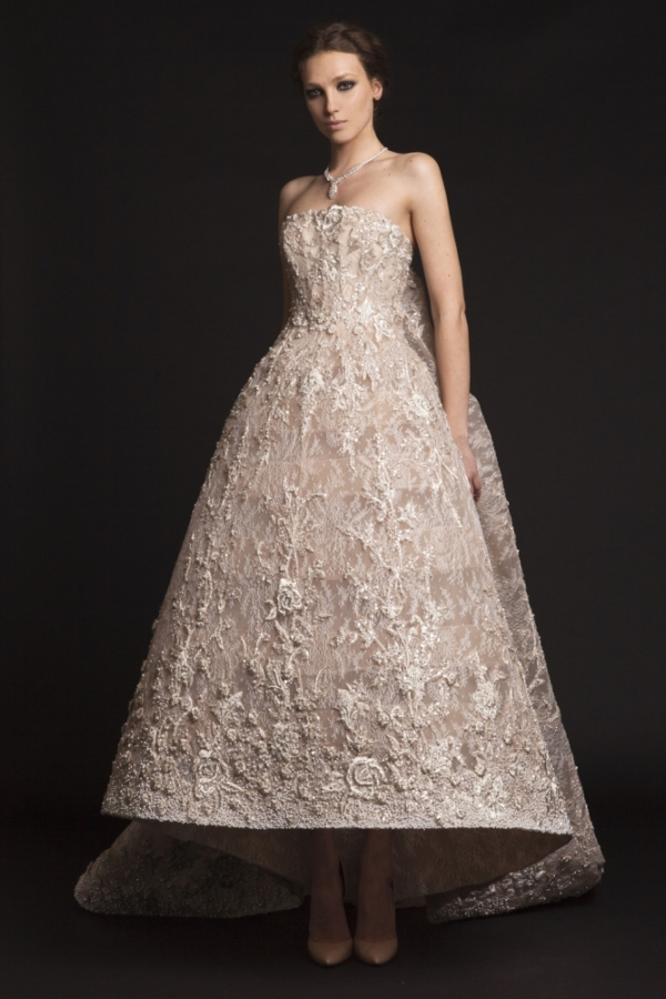 Krikor Jabotian SS 2015 Collection – The Last Spring LoveweddingsNG25