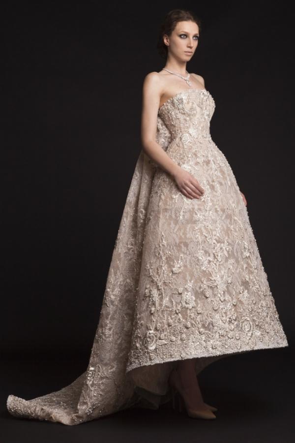 Krikor Jabotian SS 2015 Collection – The Last Spring LoveweddingsNG26