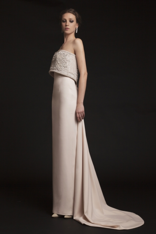 Krikor Jabotian SS 2015 Collection – The Last Spring LoveweddingsNG29