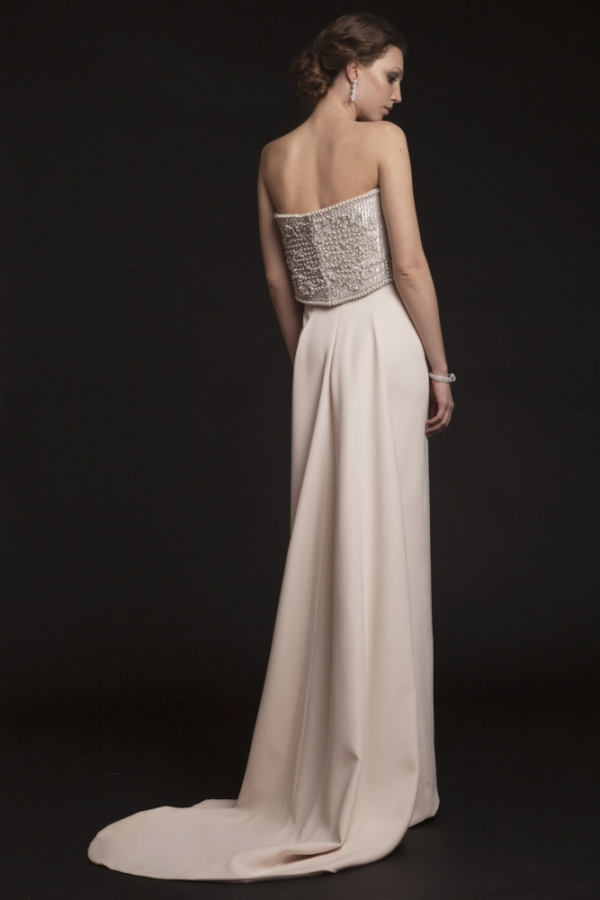 Krikor Jabotian SS 2015 Collection – The Last Spring LoveweddingsNG30