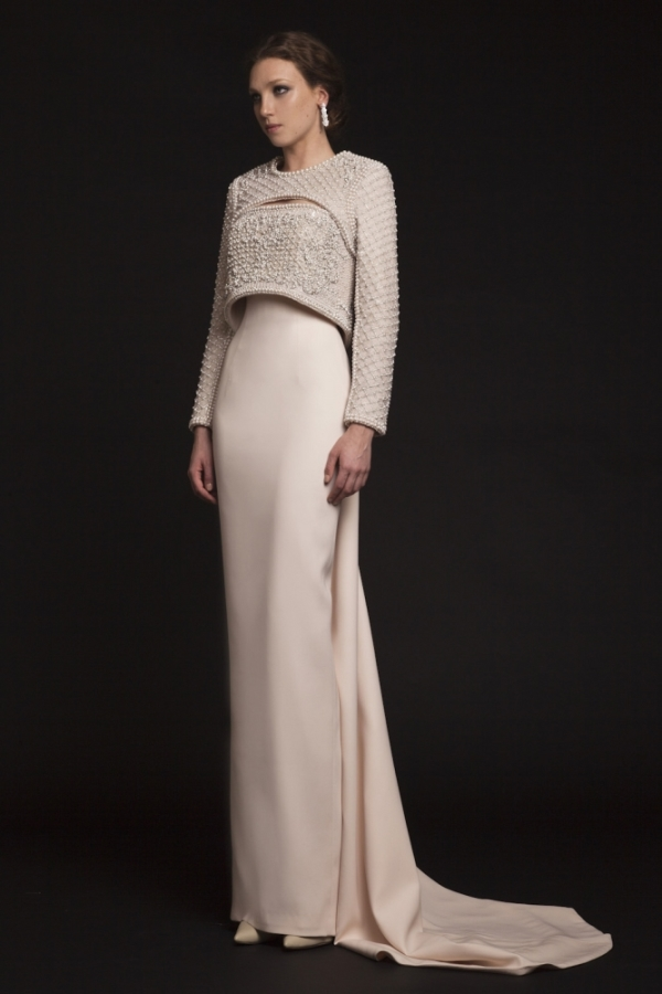 Krikor Jabotian SS 2015 Collection – The Last Spring LoveweddingsNG31